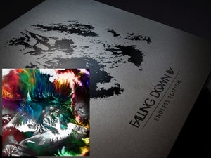 "Image of Falling Down IIV ""Endless Edition"" [108 copies / sold out]"