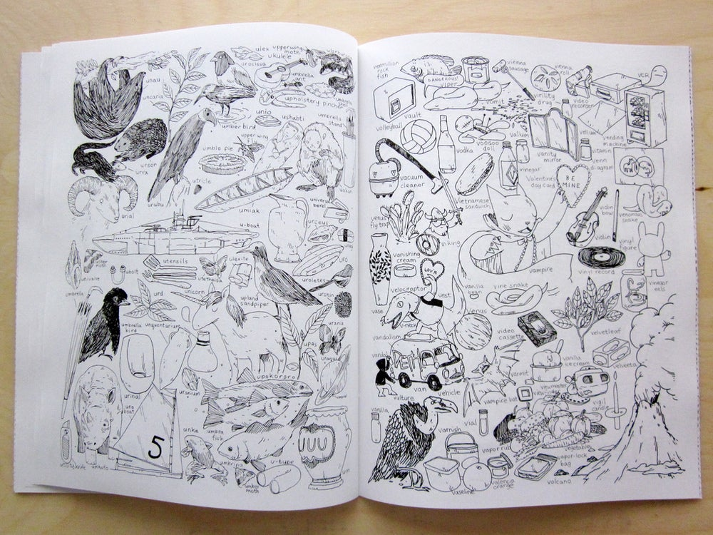 Image of I See All Zine