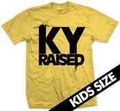 Image of KY Raised Kids in Yellow Pastel & Black