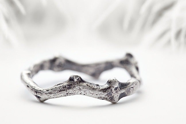Image of Shipwrecked in Heaven Ring Pair