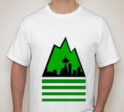 Image of Seattle Mountain T-Shirt