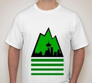 Image of Seattle Mountain T-Shirt