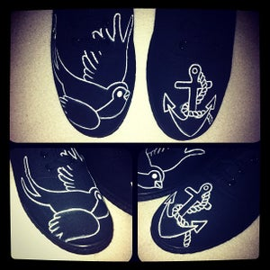 Image of Anchor & Swallow - Shoes