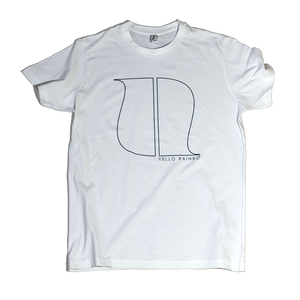 Image of WHITE LOGO T-SHIRT
