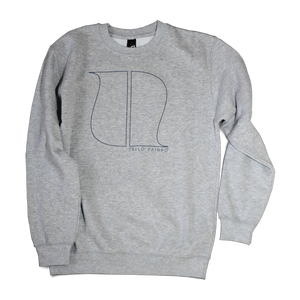 Image of HEATHER GREY SWEATSHIRT