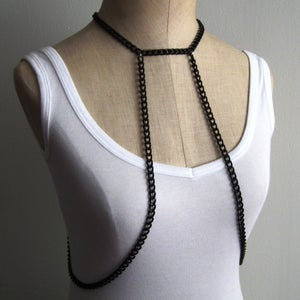 Image of Leslie Body Chain Harness