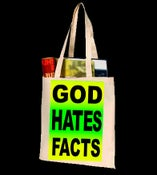 Image of God Hates Facts - Bag