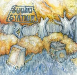 Image of Sound Station Vol.1 Compilation