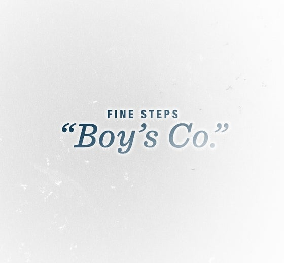 Image of Fine Steps - Boy's Co. LP
