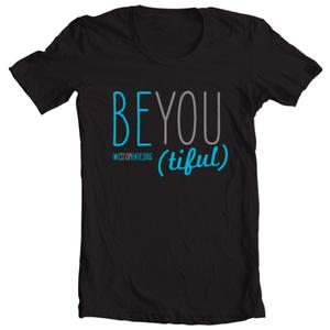Image of Be You (tiful) - Black [Unisex]