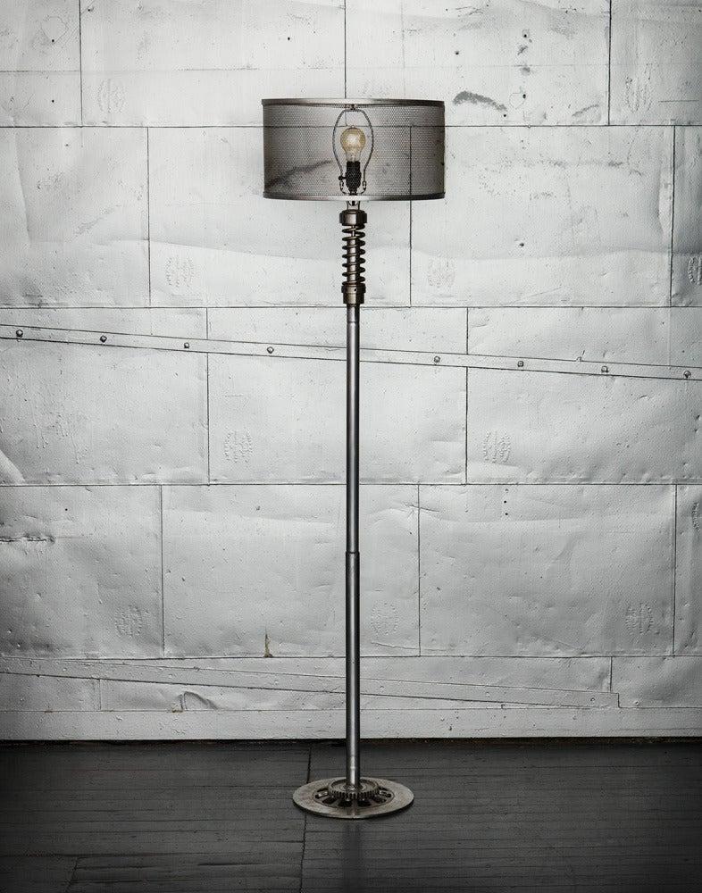 Image of Classified Moto Floor Lamp