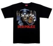 "Image of Mishka x Dub Police ""Maniac"" Mens T-shirt"