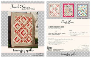 Image of French Kisses Quilt Pattern - pdf