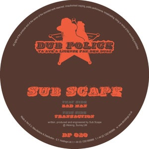 Image of DP020 :: Subscape: Badman / Transaction