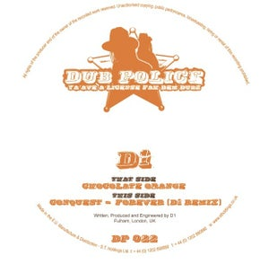 Image of DP022 :: D1: Forever / Chocolate Orange