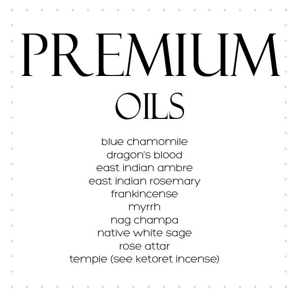 Image of Precious Exotic Oils
