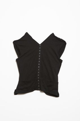 Image of Didymus Vest Black