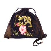 Image of Folding Drawstring Backpack