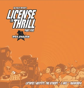 Image of DP024 :: License To Thrill Part 5: Various Artists