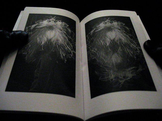 Image of TERENCE HANNUM - The Unholy Bow publication