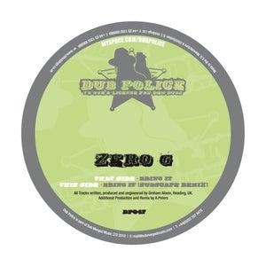 Image of DP047 :: Zero G: Bring It / Bring It (Remix)