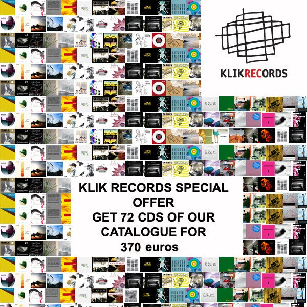 Image of OFFER - 72 CDS for 370 euros.