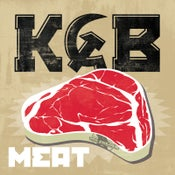 Image of DP064 :: KGB: Meat / I Just Wanna love You / Ultra Skank
