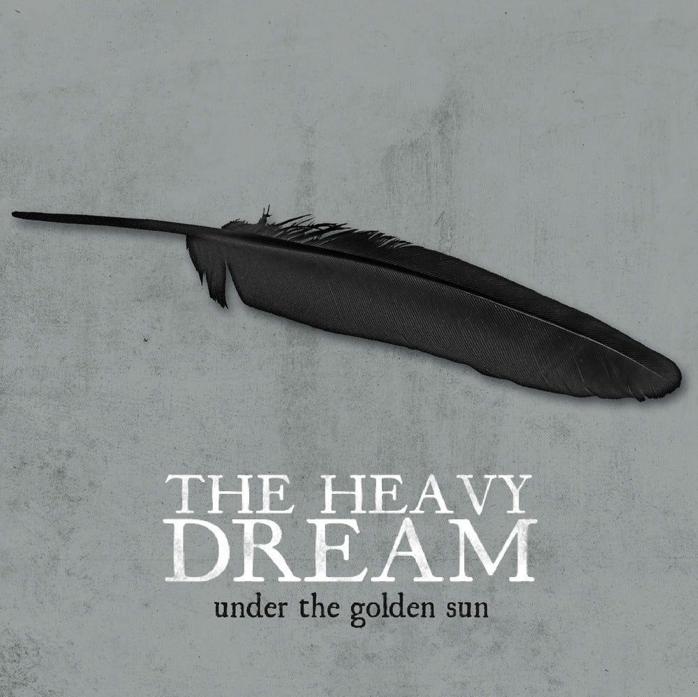 """Image of The Heavy Dream - Under The Golden Sun 7"""""""