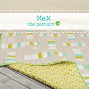 Image of Max - PDF Pattern in 2 sizes