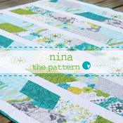 Image of Nina - PDF Pattern