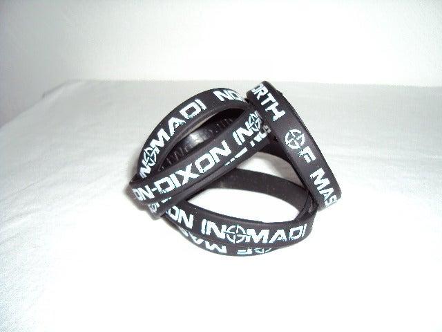 Image of NOMaD Silicone Bracelet