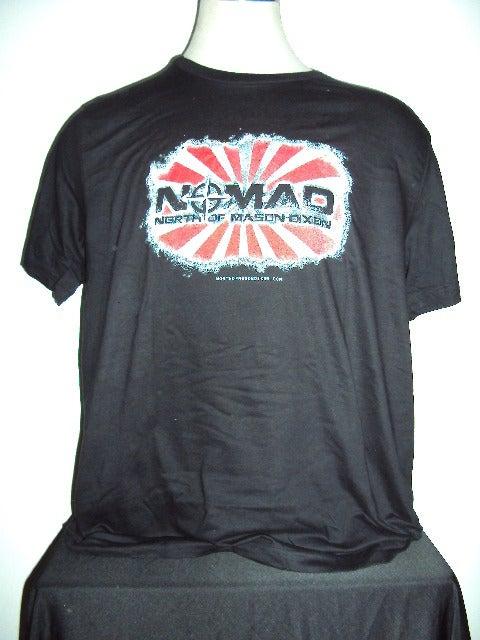 Image of NOMaD Sunburst Logo