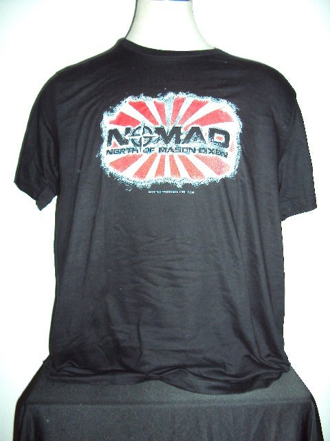 Image of NOMaD Sunburst Logo
