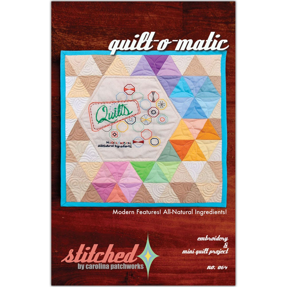 Image of No. 064 -- Quilt-O-Matic
