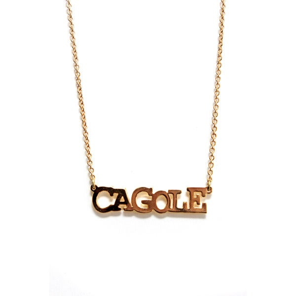 Collier Cagole - Félicie Aussi