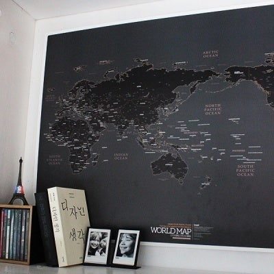 Image of World map ver.