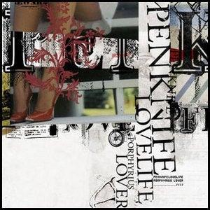 """Image of Penknifelovelife - """"Porphyria's Lover"""" CD Single"""