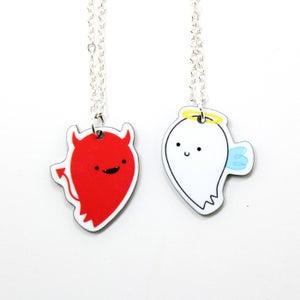 Image of Good vs. Evil Necklaces