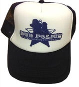Image of Dub Police Navy/White Trucker Cap