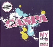 Image of DPCD001 :: Caspa: My Style 001 CD - Various Artists