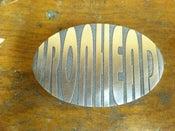 Image of Iron Head Belt Buckle