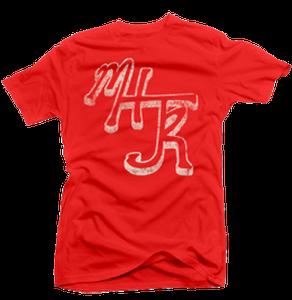 Image of Red MHJR T-Shirt