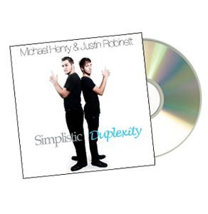 Image of Simplistic Duplexity Album