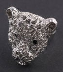"""Image of LEOPARD RING SIZE """"8""""ONLY"""
