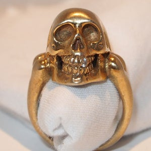 """Image of """"Samson"""" Gold Plated Brass"""