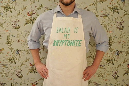 Image of Salad is my Kryptonite