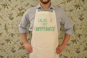 Image of Salad is my Kryptonite