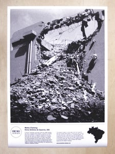 Image of Poster: Matta-Clarking Dona Antônia de Queirós, 505
