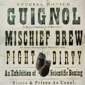 "Image of Guignol & Mischief Brew - ""Fight Dirty"" CD"