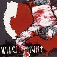 """Image of Witch Hunt - """"Blood-Red States"""" CD"""